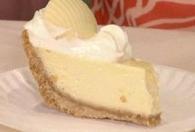 Key lime pies and other pies