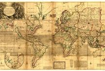 OLD MAPS!   SO, WHERE WE GO ? DON'T WORRY, I HAVE A MAP