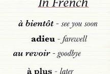 My Francais life