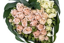 Gorgeous Valentine flower gifts by Obradoval.ru / Its just a week till Valentine's day! Time to get prepared. How about choosing gorgeous Valentine flower gifts?