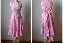 Dresses / www.etsy.com/shop/CamilleVintage