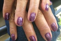 Kimberly @ Perfect 10 Studio / My personally created nail art and hair design. You can find me at Perfect 10 Studio.  Saint Petersburg, Florida.  -Kimberly K.  / by Kim Kayusa