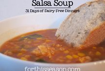Main Dishes: Soup  / by Whitney Turetzky