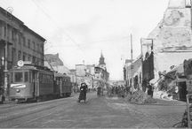 Warsaw during the II War