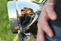 Motorcycle Photo Shoot Ideas / by Brook Crow