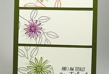 Cards using Grateful Bunch Stamp Set