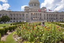 Capitol Grounds / Photos, videos, and information about the grounds around the Capitol in Little Rock, AR