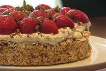 Gluten- laktolosefri kage