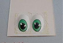 глазки куклам