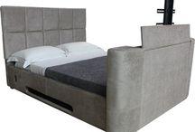 TV Beds / TV bed frames from mybedframes.co.uk