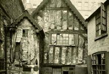 Neighbourhood (historic) / Older pictures from the Lace Market area of Nottingham