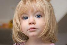 Kid hairstyles / by Christina Hicks