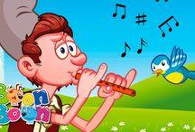 Cantece pentru copii
