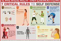 Damn - self defence