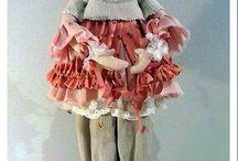 куклы художественные