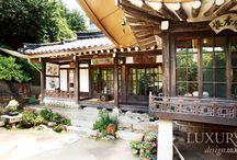 한옥 korean-style house