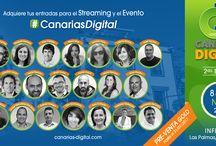 Canarias Digital 2018 / II Edición de #CanariasDigital, congreso de Marketing Digital del 8 al 10 noviembre 2018  en Auditorio Infanta Leonor en Arona, Tenerife