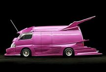 Car Masterpieces / by Donna Hochhalter-Rapske