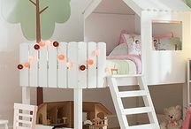 ideias de quartos infantis