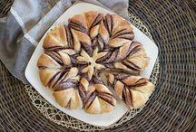 tvarovanie koláčov pečenie