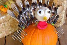 Thanksgiving / Recipes, Decor, and Gratitude