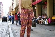 Woman's Fashion / Street Style Inspiration