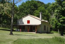 """Hunting  Lodge / Our newly renovated Lodge sleeping 6 guests in the woods of Chateau de Lisse, just think """"Little Red Riding Hood"""""""