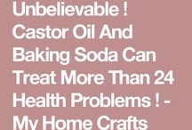 Remedies for healthcare