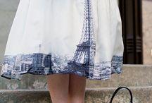 Saias/ vestidos Midi