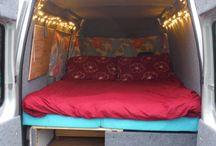 DIY camper