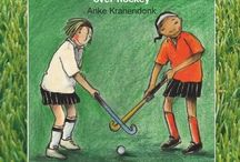 Fieldhockey books / Books about #fieldhockey