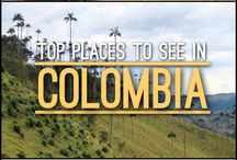 Travel | Colombia