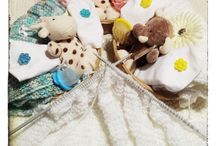 Vintage Knitted Giftware By Lou
