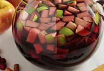 Sangria..Get your daily fruit! / by Katie Klingman
