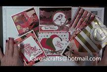 Stampin' Up! Petal Palette Stamp Set