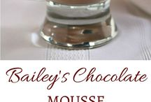 Pudding and Mousse