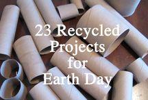 23 proiecte de reciclare