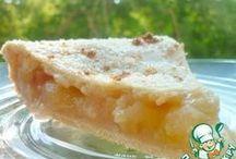 Рецепты из яблок и груш