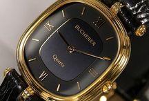 Vintage BUCHERER men's watch /  Vintage rare watch. You can buy it now in ebay.