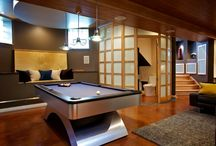 Lower Level Remodels / www.Airoom.com / by Airoom® Architects, Builders & Remodelers