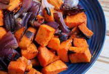 CSA Veggies - Sweet Potatoes