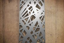 Laser Cut Security door