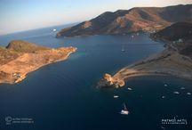 Admire the physical environment - Grikos Bay