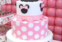 Minnie Mouse Party Ideas / Kids Birthday Party Ideas