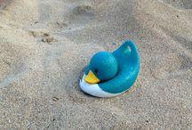 ON THE BEACH / STRANDGUT