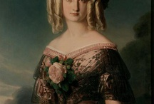 1840-1850 fashion
