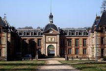 Châteaux région parisienne