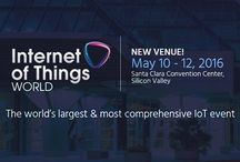 #IoTWorld16 / A collection of photos and infograhics that were Tweeted out in the run up to and during Informa's Internet of Things event (#IoTWorld16) event in Santa Clara 10-12th May. Check out these Twitter Lists too: https://twitter.com/Tech_Stories/lists/iotworld16-speakers/members & https://twitter.com/Tech_Stories/lists/iotworld16-tweeters/members