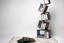 Bookshelf / This board contains creative bookshelves