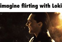 Loki/ Tom Hiddleston ❤